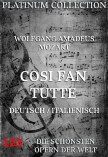 Cosi Fan Tutte, EPUB eBook