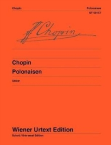 Polonaises : Edited from the sources and provided with fingerings and notes on interpretation by Christian Ubber, Sheet music Book