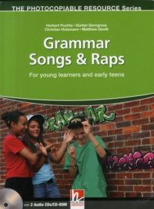 Grammar Songs & Raps (book , Audio CD , CD ROM), Board book Book