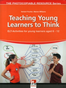 Teaching Young Learners to Think, Board book Book