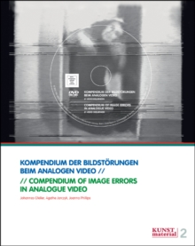 Compendium of Image Errors in Analogue Video, Hardback Book