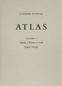 Gerhard Richter: Atlas Vol.I-IV, Hardback Book