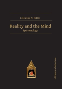 Reality and the Mind : Epistemology, Hardback Book