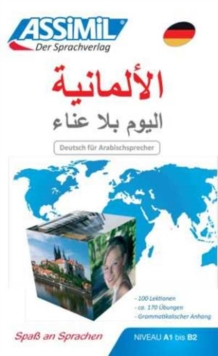 Allemand pour Arabes (Book Only), Paperback / softback Book