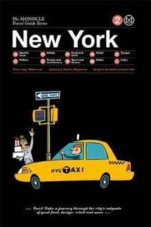 The Monocle Travel Guide to New York (Updated Version), Hardback Book