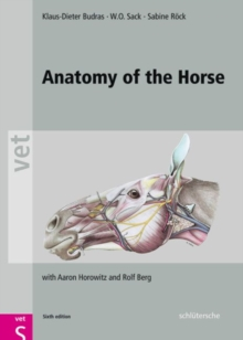 Anatomy of the Horse, Hardback Book