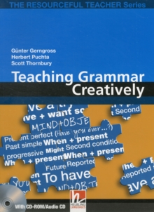 Teaching Grammar Creatively with CD-ROM, Mixed media product Book