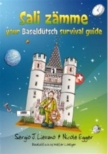 Sali Zaemme Your Baselduetsch Survival Guide, Paperback Book