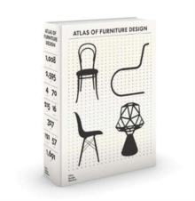The Atlas of Furniture Design, Hardback Book