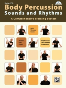 BODY PERCUSSION SOUNDS AND RHYTHMS, Paperback Book