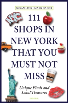 111 Shops in New York That You Must Not Miss, Paperback Book