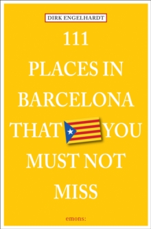 111 Places in Barcelona That You Shouldnt Miss,  Book