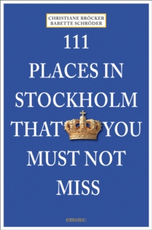111 Places in Stockholm That You Must Not Miss,  Book