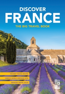 Discover France : The Big Travel Book, Hardback Book