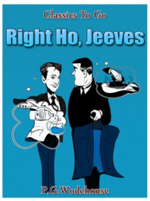 Right Ho, Jeeves, EPUB eBook
