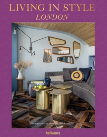 Living in Style London, Hardback Book