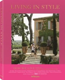 Living in Style - How We Live, Hardback Book