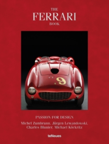The Ferrari Book - Passion for Design, Hardback Book