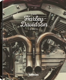 The Harley Davidson Book, Hardback Book