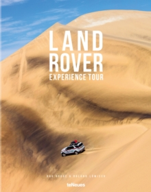 Land Rover Experience Tour, Hardback Book