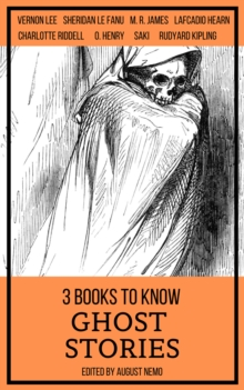 3 books to know Ghost Stories, EPUB eBook