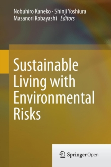 Sustainable Living with Environmental Risks, Paperback Book