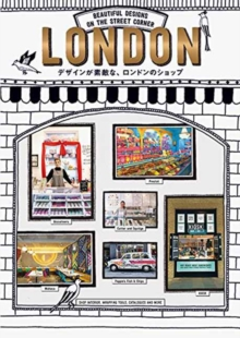 London : Shop Interiors, Wrapping Tools, Catalogues, and More, Paperback / softback Book