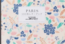 Paris : 100 Writing and Crafting Papers Season Paper Collection, Paperback Book