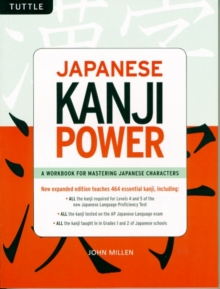 Japanese Kanji Power 2, Paperback / softback Book