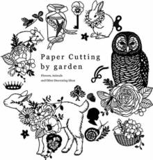 Paper Cutting by Garden, Paperback Book