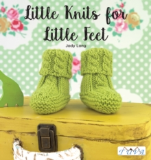 Little Knits for Little Feet, PDF Book