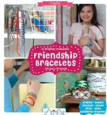 FRIENDSHIP BRACELETS, Paperback Book