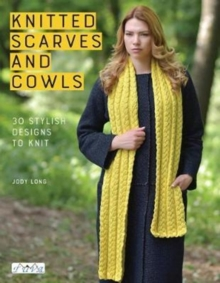 Knitted Scarves & Cowls, Paperback Book