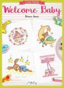 Cross Stitch Welcome Baby, Paperback / softback Book