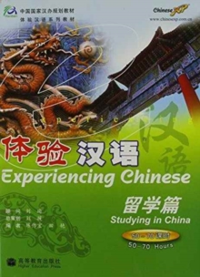 Experiencing Chinese - Studying in China (50-70 hours), Paperback Book
