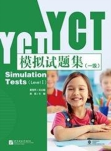 YCT Simulation Tests Level 1, Paperback Book