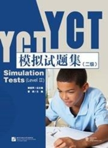 YCT Simulation Tests Level 2, Paperback / softback Book