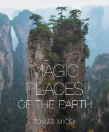 Magical Places of the Earth, Hardback Book