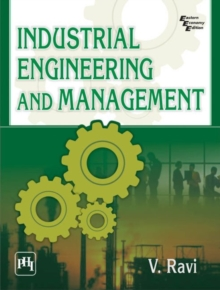 Industrial Engineering and Management, Paperback Book