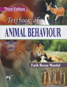 Textbook of Animal Behaviour, Paperback Book