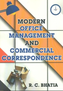 Modern Office Management & Commerical Correspondence, Paperback Book