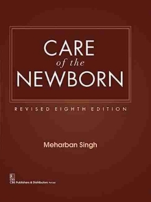 CARE OF THE NEWBORN 8E, Hardback Book