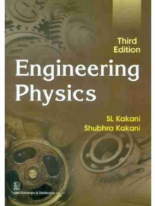 ENGINEERING PHYSICS 3E, Paperback Book