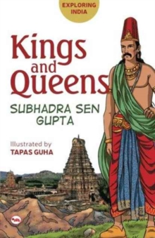 Exploring India: Kings and Queens, Paperback Book