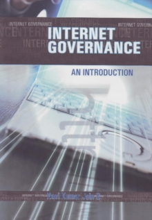 Internet Governance : An Introduction, Paperback Book