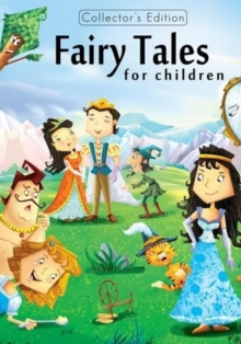 FAIRY TALES FOR CHILDREN, Hardback Book