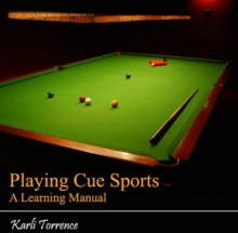 Playing Cue Sports : A Learning Manual, PDF eBook