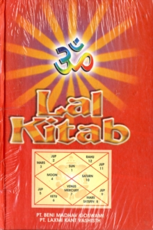 Lal Kitab : Red Book of Astrology, Hardback Book