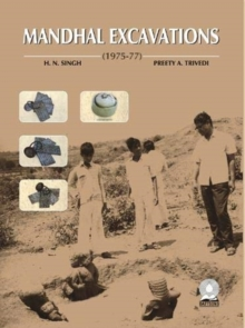 Mandhal Excavations (1975-77), Hardback Book