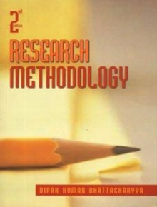 Research Methodology, Paperback Book